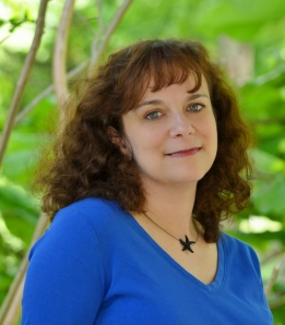 April Lindner; photo courtesy of the author