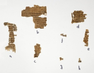 fragments of the Septuagint, wikimedia