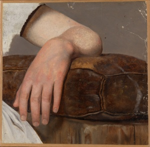 A Woman's Arm by Adolph Tidemand (wikimedia)