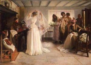 The Wedding Morning