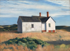 Ryder's House, 1933, Edward Hopper