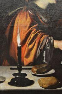 Lot embriagat per les seves filles (detall), Rutilio Manetti, oli sobre tela, 157'5 x154'9 cm. Museu de Belles Arts de València. (wikimedia)