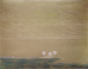 Silence by Mikalojus Konstantinas Ciurlionis (wikimedia)