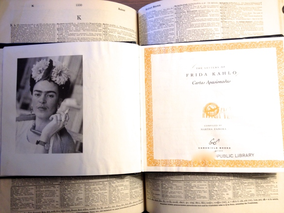 Cartas Apasionadas: The Letters of Frida Kahlo