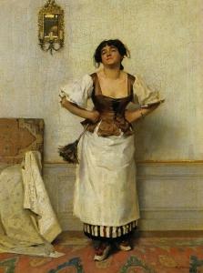 Alexander_Mann,_1883_-_Soubrette